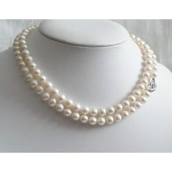 ALEA lang 7.5mm Perlenkette