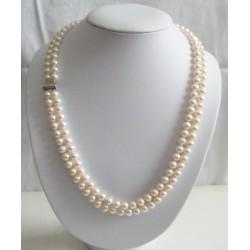 Areia Halskette verlängert mit Armband