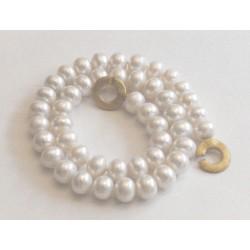 APHRODITE 10mm Perlenkette