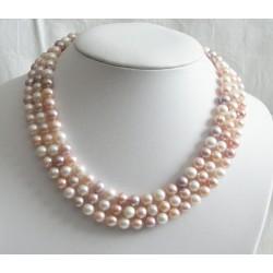 POLYHYMNIA 7.5mm Perlenkette