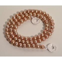 HESTIA 5-6mm Perlenkette