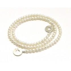 BAUCIS 4-5mm Perlenkette