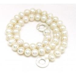 PENTESILEIA 9mm Perlenkette