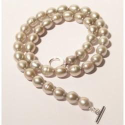 ANAUKE 9mm Perlenkette